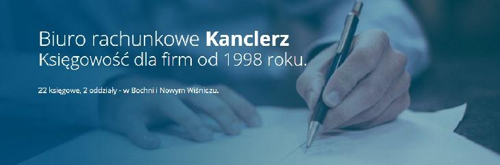 Biuro rachunkowe Kanclerz w Bochni